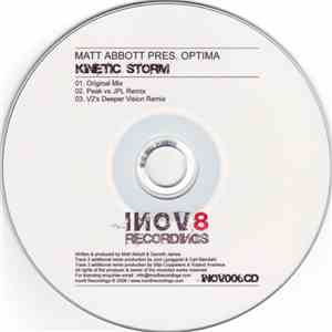 Matt Abbott Pres. Optima - Kinetic Storm download