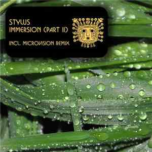 Stylus  - Immersion (Part II) download