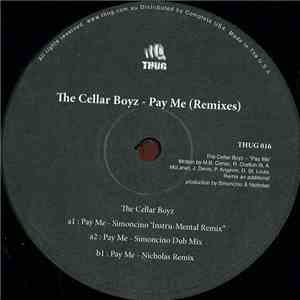 The Cellar Boyz - Pay Me (Remixes) download